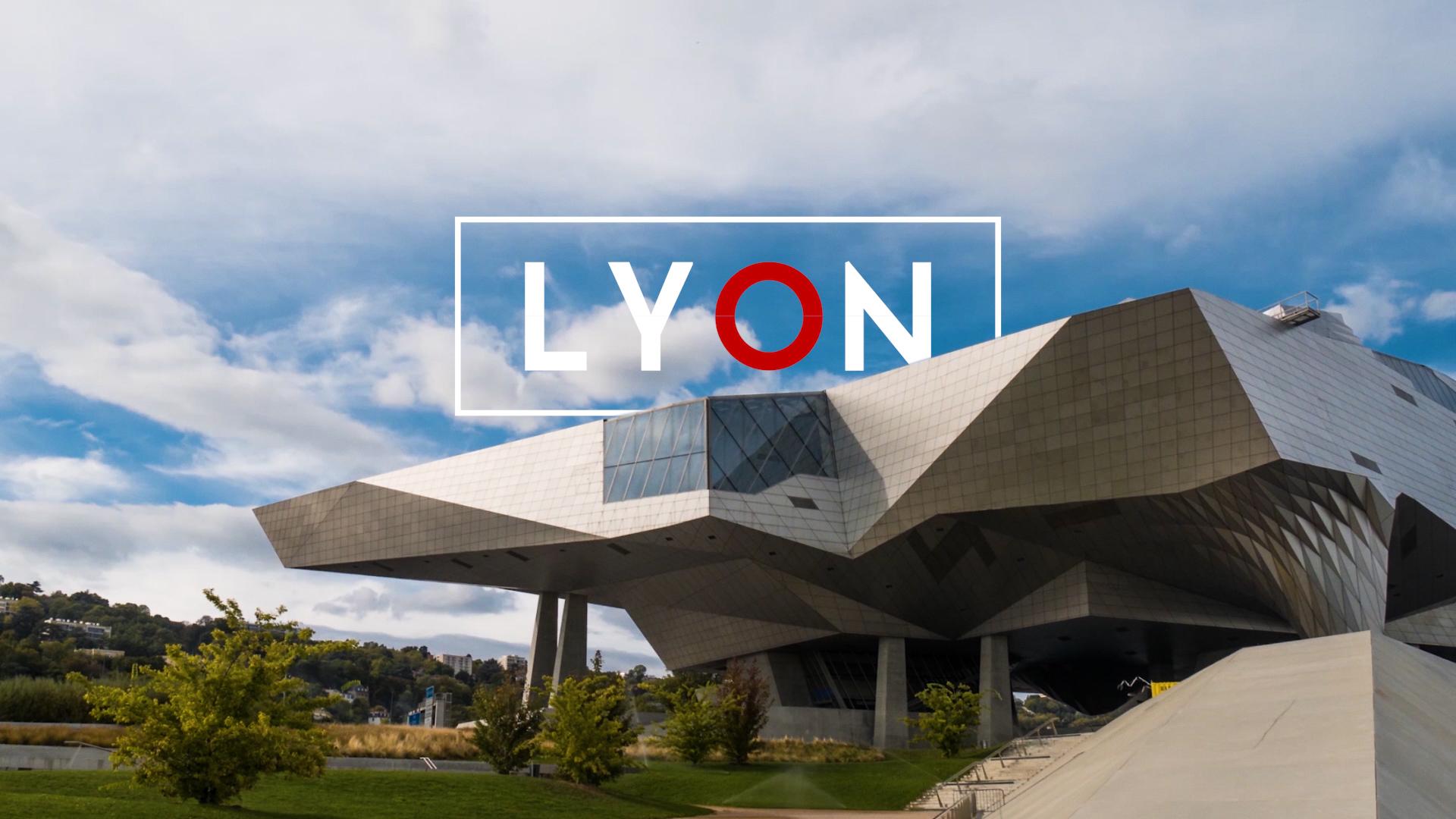Lyon Hyperlapse