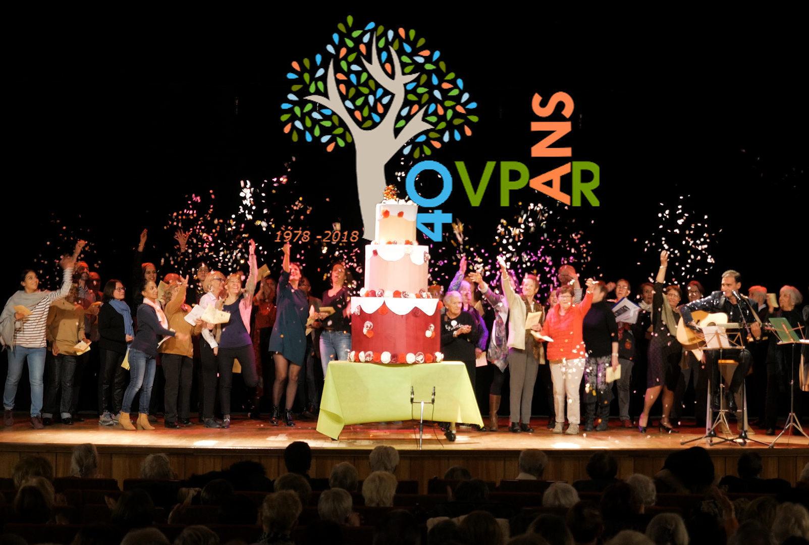 40 ans de l'OVPAR à Villeurbanne